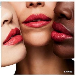 Tom Ford 3 Shade Lipstick Sample Card